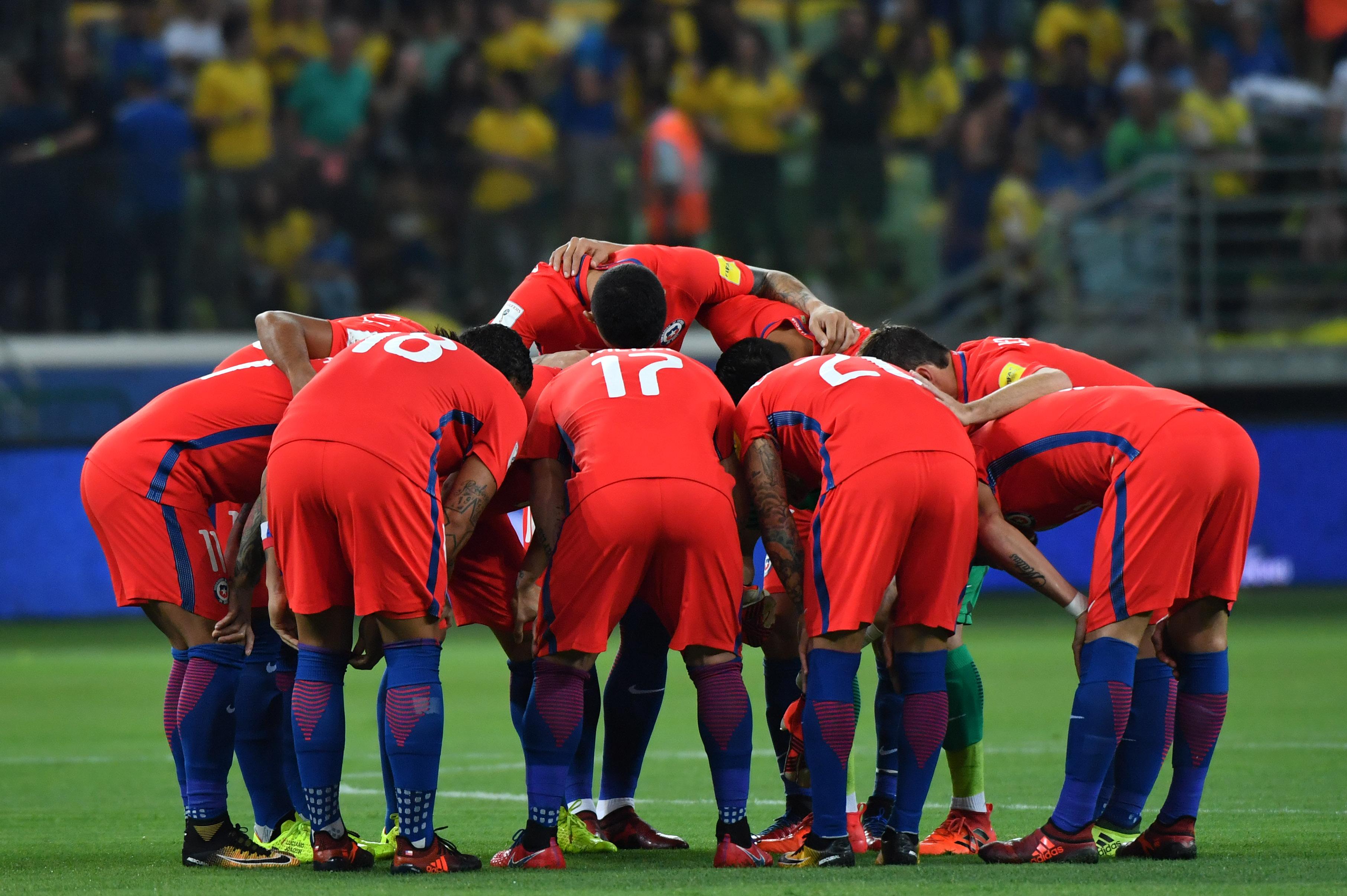 La fuerte acusación del DT de Brasil en contra de Gary Medel