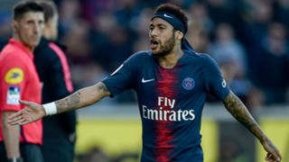 Neymar Paris Saint-Germain Ligue 1 2019