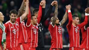 Bayern Munchen RB Leipzig Bundesliga 28102017