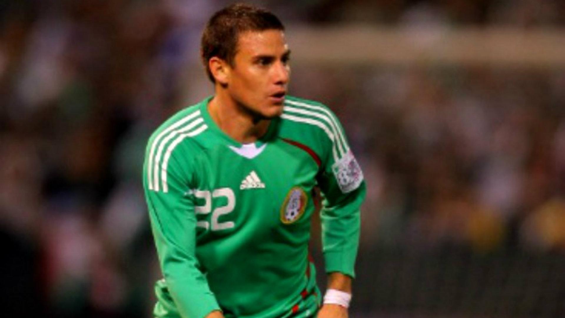Lucas Ayala Selección mexicana 111018