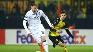Ilicic Borussia Dortmund Atalanta