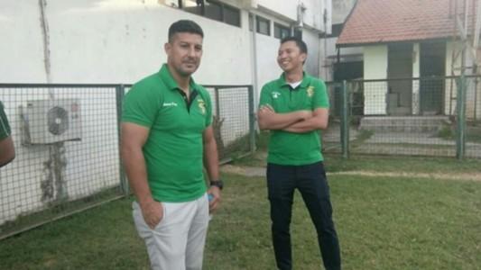 Angel Alfredo Vera Persebaya Surabaya Azrul Ananda