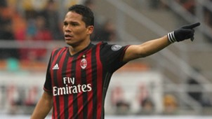 Carlos Bacca, Milan, Serie A, 02052017