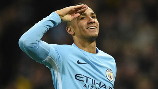 Danilo Manchester City Bournemouth Premier League 02232017