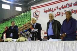 مجلس الزمالك - مرتضى منصور