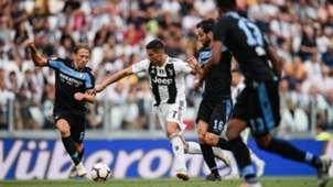 Juventus Turin Lazio Rom Ronaldo Leiva 25082018