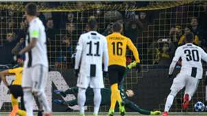 Young Boys Juventus Champions League