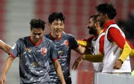 Al Arabi vs. Lekhwiya - QSL 28.01.2017