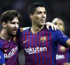 Messi estará para remontar al Levante