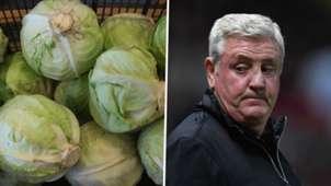 Cabbage, Steve Bruce