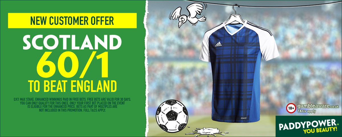 GFX Scotland England enhanced betting