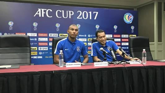 Marcos Antonio, Ismail Ibrahim, Johor Darul Ta'zim, 16/05/2017