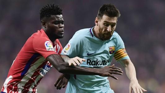 Thomas Lionel Messi Atletico Madrid Barcelona 14102017