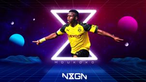 Youssoufa Moukoko Borussia Dortmund NxGn