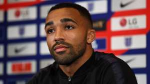 Callum Wilson England press conference 2018