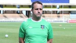Malawi coach Ronny Van Geneugden.