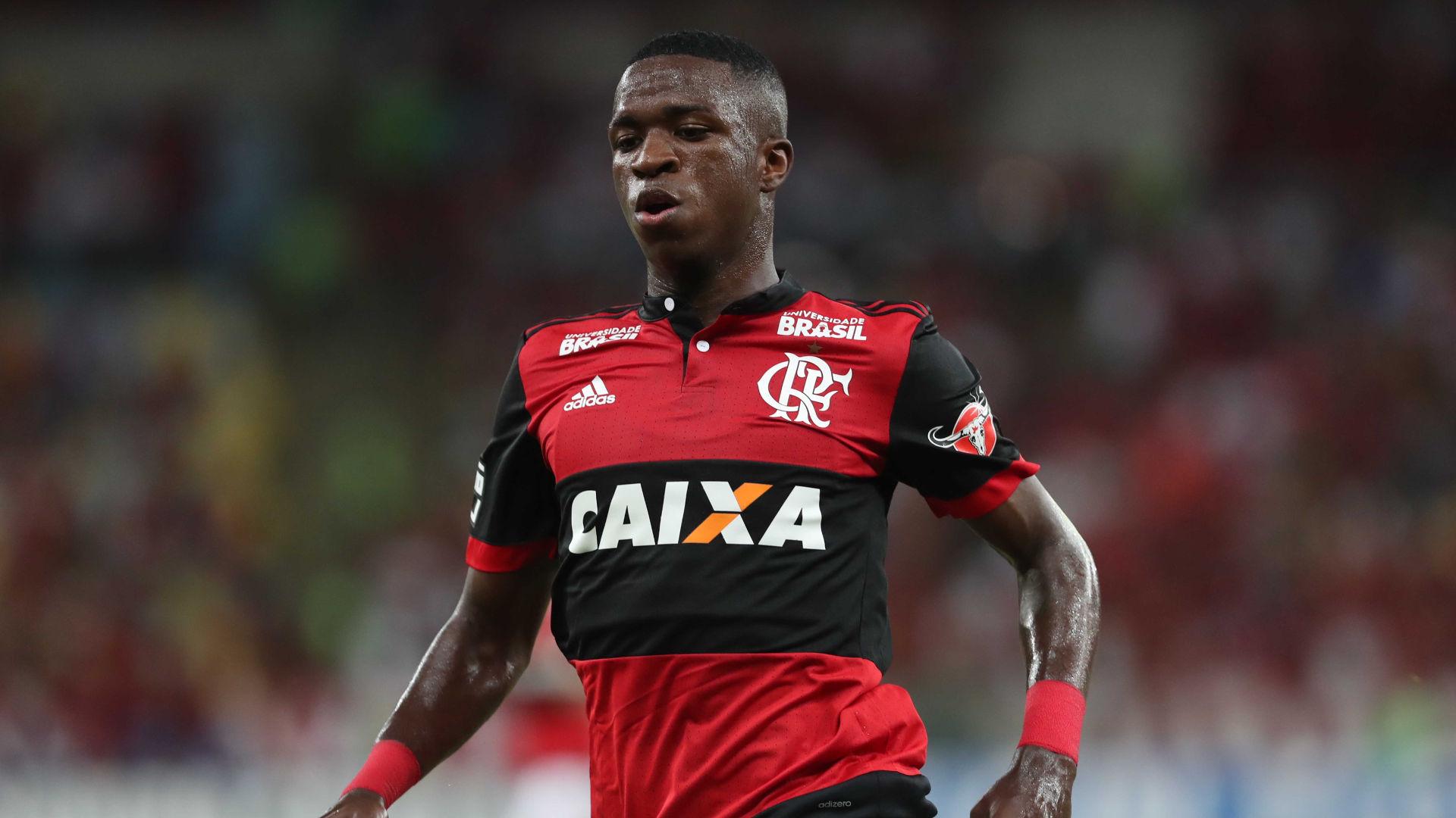 Vinicius Junior Flamengo Botafogo 28032018
