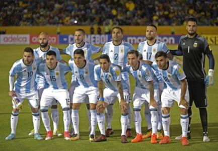 XI ARG Ecuador Argentina Eliminatorias 10102017