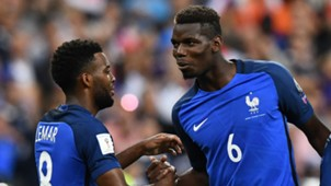 thomas lemar paul pogba france 083117
