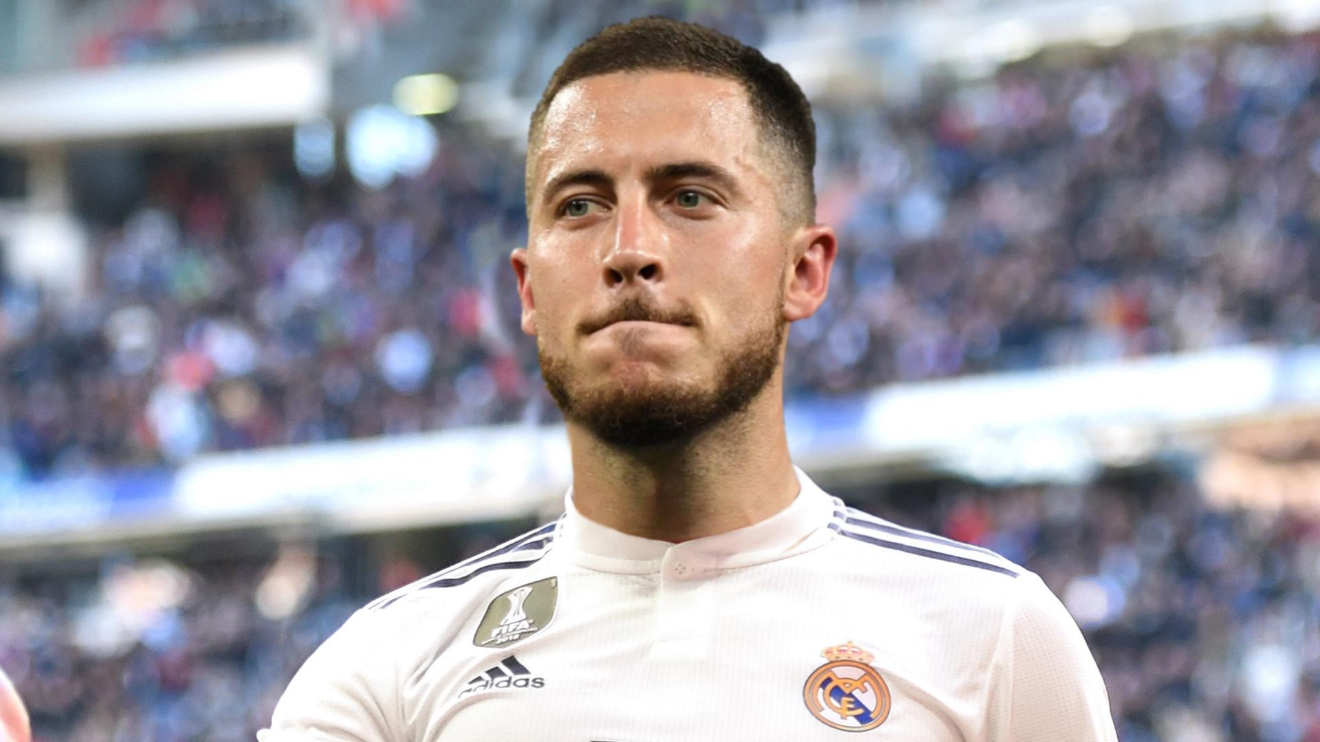 Hazard bị CĐV Real đối xử thô lỗ ở lễ ra mắt