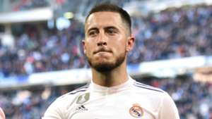 Eden Hazard, Real Madrid composite