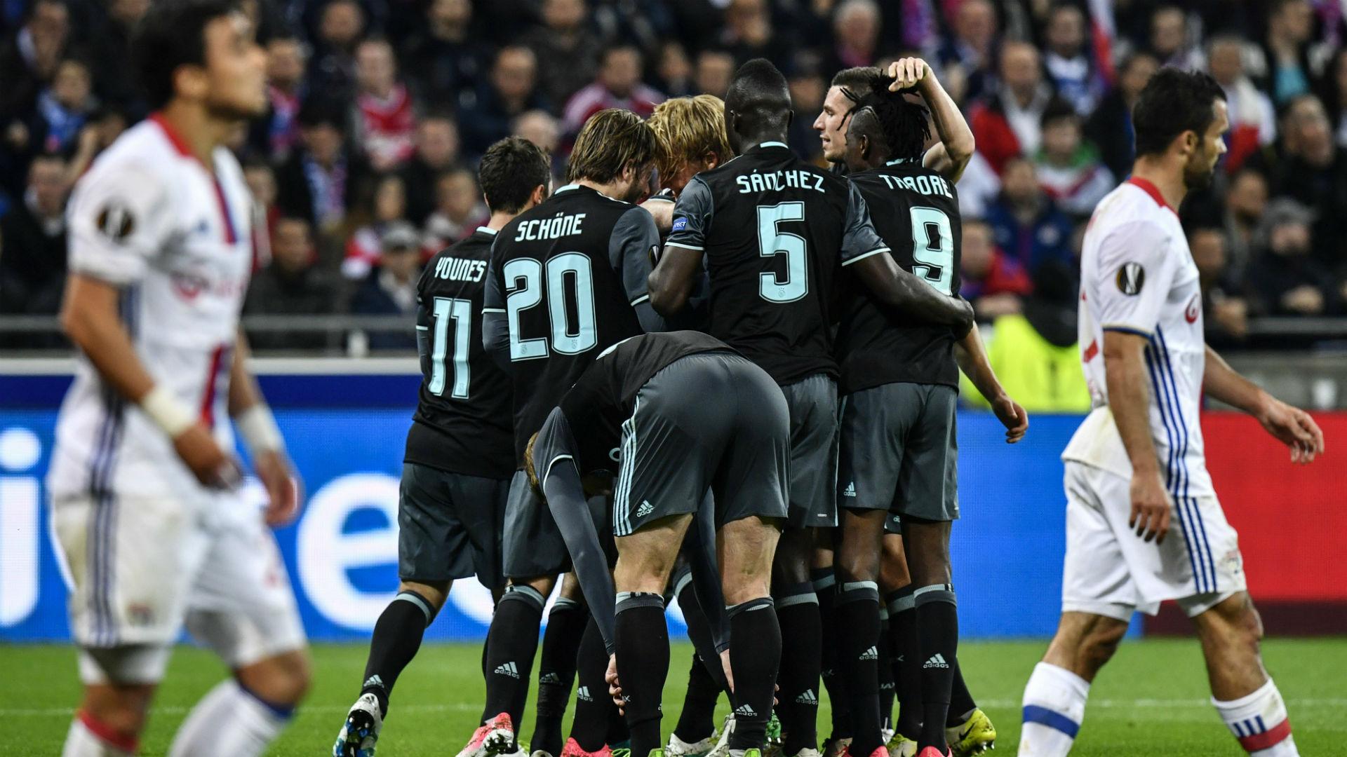 Lyon Ajax UEFA Europa League 11052017