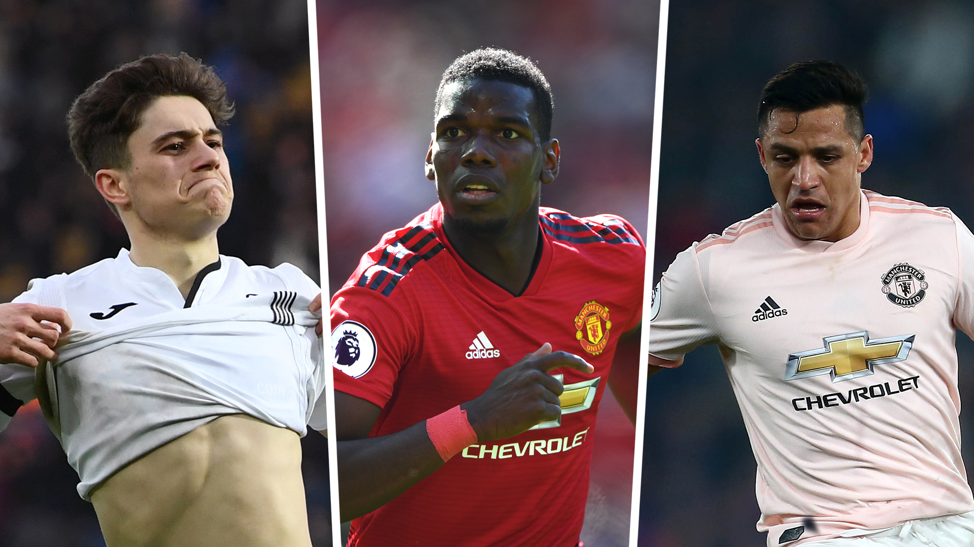 James in, Pogba Sanchez out - Manchester United's transfer plans this summer