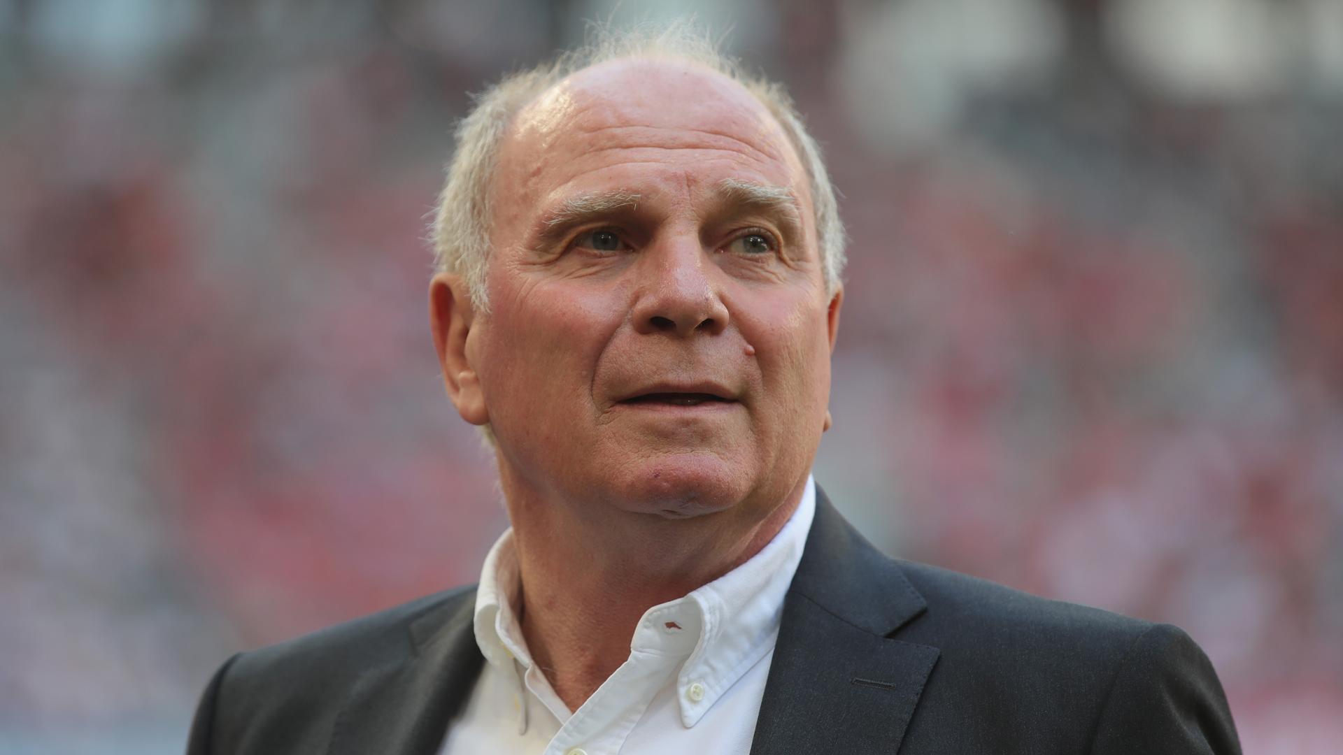 Uli Hoeneß Bayern München 12052018