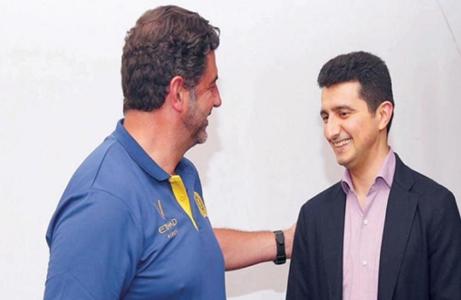 رسميًا - الحلافي مشرفًا على الكرة بالنصر السعودي   Goal.com