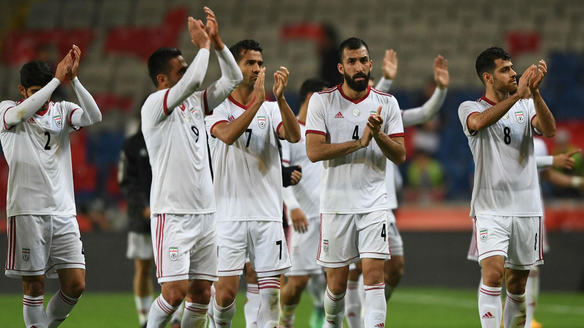 Irã amistoso 11 06 2018