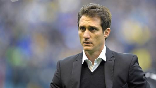 Guillermo Barros Schelotto Boca Chacarita Superliga