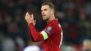 Henderson Liverpool Porto 2019