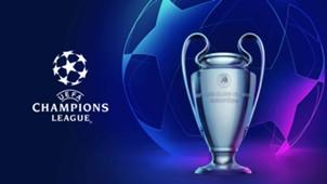Новый брендинг Лиги чемпионов