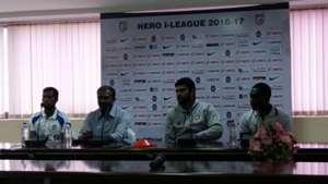 Robin Charles Raja Khalid Jamil Chennai City FC Aizawl FC I-League 2017