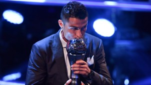 Ronaldo FIFA Awards 10232017