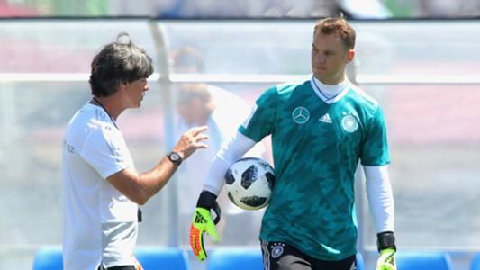 Manuel Neuer Joachim Löw DFB