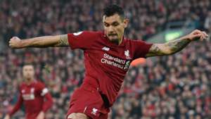Dejan Lovren Liverpool Newcastle