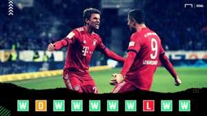 Bayern Champions League Power Rankings GFX