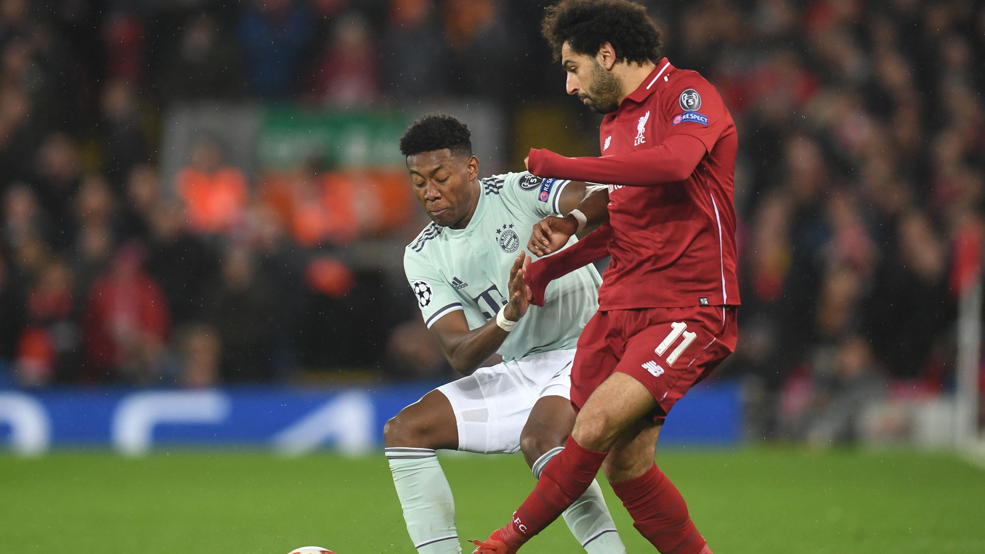 David Alaba Bayern 19022019