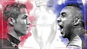 GFX EURO16 Portugal France Euro 2016 final