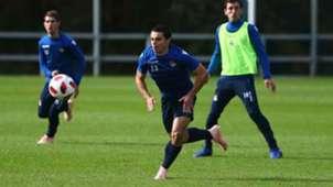 Luca Sangalli Real Sociedad