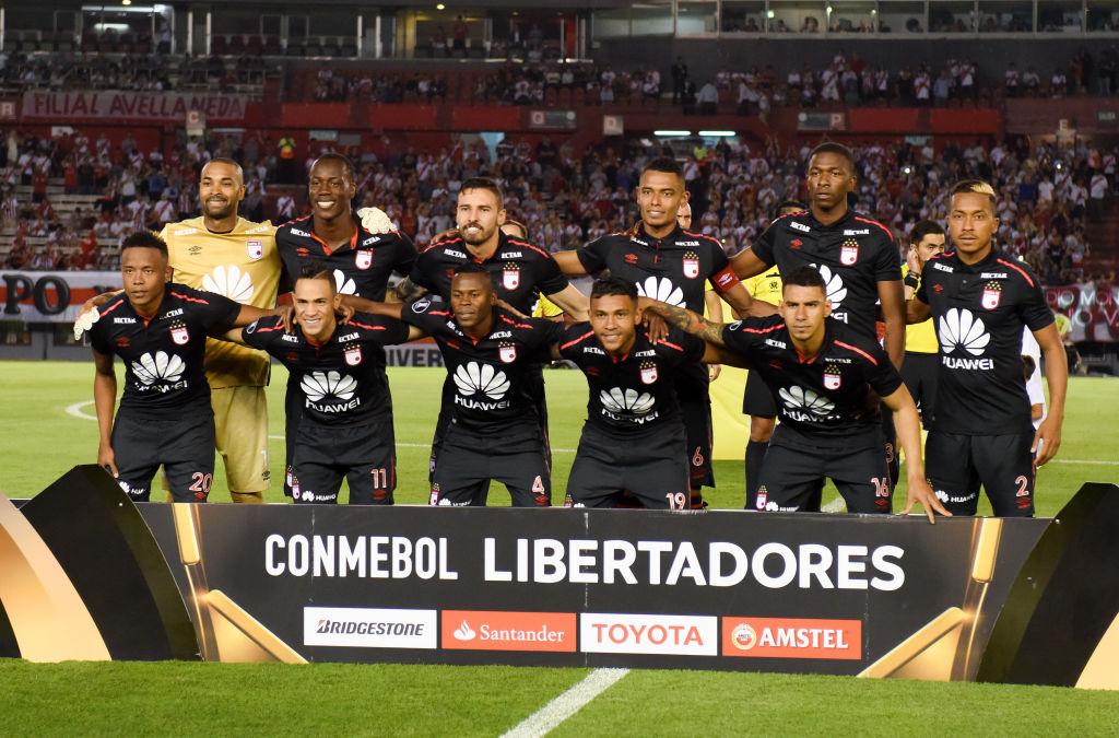 Independiente Santa Fe Copa Libertadores 2018