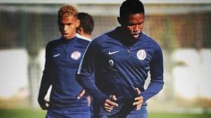 Virgile Pinson Samuel Eto'o Antalyaspor