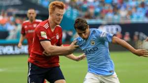 Brahim Diaz Paul Will Manchester City Bayern Munich ICC 2018