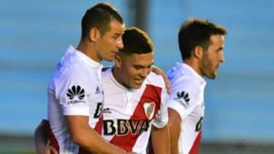 Rodrigo Mora Juan Fernando Quintero Arsenal River Superliga Argentina 22042018
