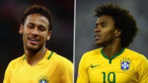 Neymar, Willian