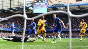 Christian Benteke Chelsea Crystal Palace EPL 01042017