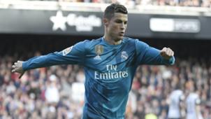 Cristiano Ronaldo Mestalla