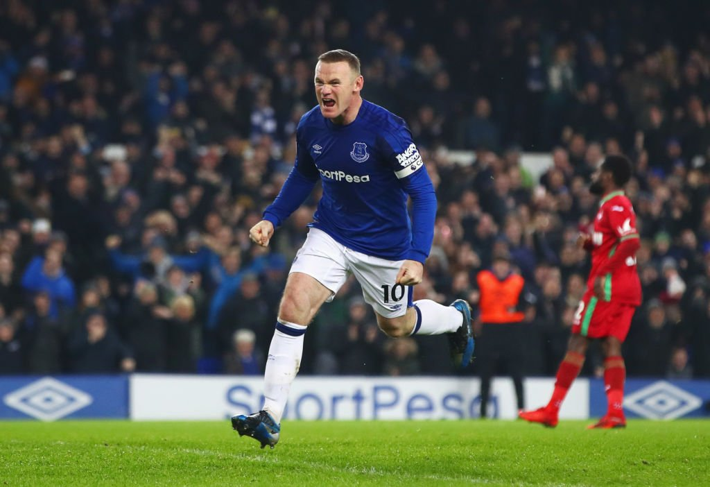 Rooney Swansea