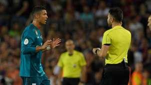 Cristiano Ronaldo, Real Madrid ref Supercopa
